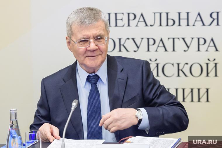 В Кремле раскрыли подробности отставки генпрокурора Чайки