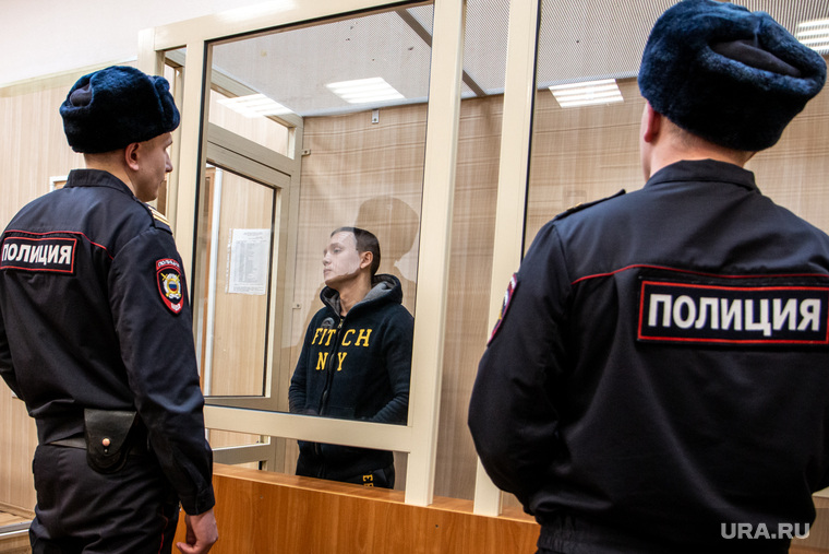 Суд по избранию меры пресечения владельца хостела Карамель Сергея Щербакова. Пермь