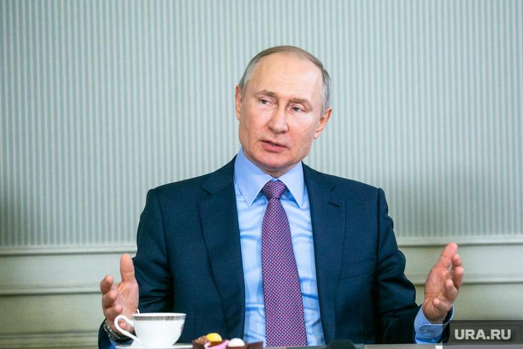«Первый канал» анонсировал новое телеобращение Путина