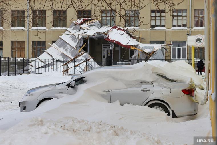 В двух регионах Урала почти устранены последствия сильнейшего урагана