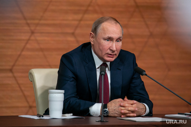 Путин назвал сроки, когда определится ситуация в России