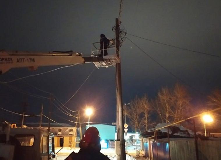 Энергетики спасли десятки тысяч курганцев от последствий урагана, какого еще не было на Урале