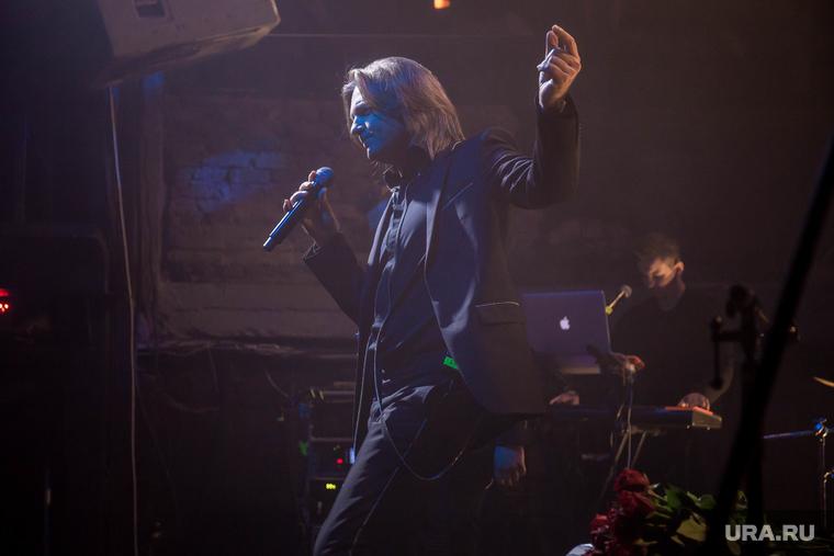 Концерт Дмитрия Маликова в Екатеринбурге