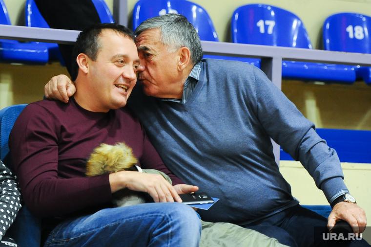 Баскетбол. Челябинск