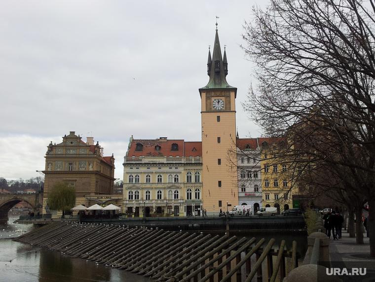 Чехия. Прага.