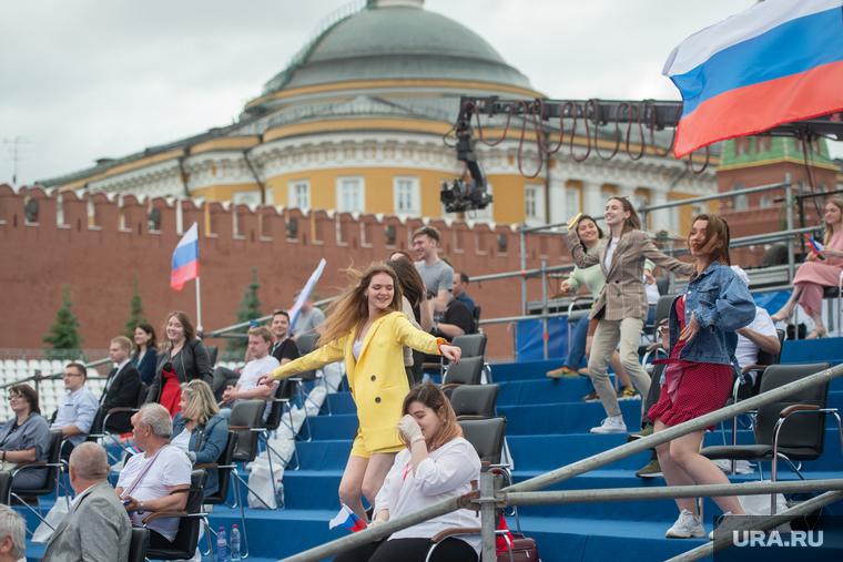 """Концерт """"Мы вместе"""" на Красной площади. Москва"""