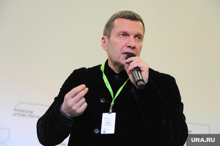 Соловьев раскритиковал «Шарите» после выхода Навального из комы