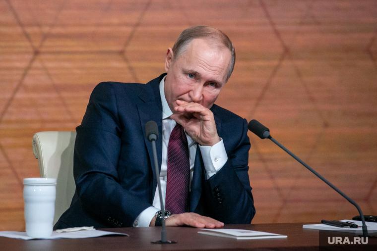 Путин назвал хамством отказ США поставлять детали для самолета РФ