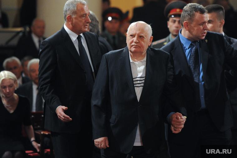 Горбачев посоветовал Путину идти по его стопам