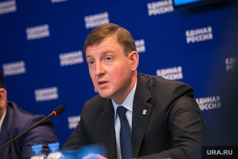 Заседание президиума генерального совета политической партии «Единая Россия». Москва