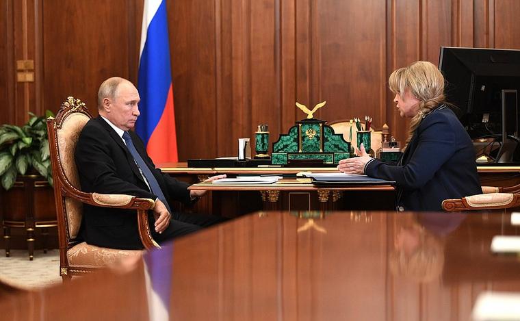Памфилова призвала Путина ввести новые школьные каникулы