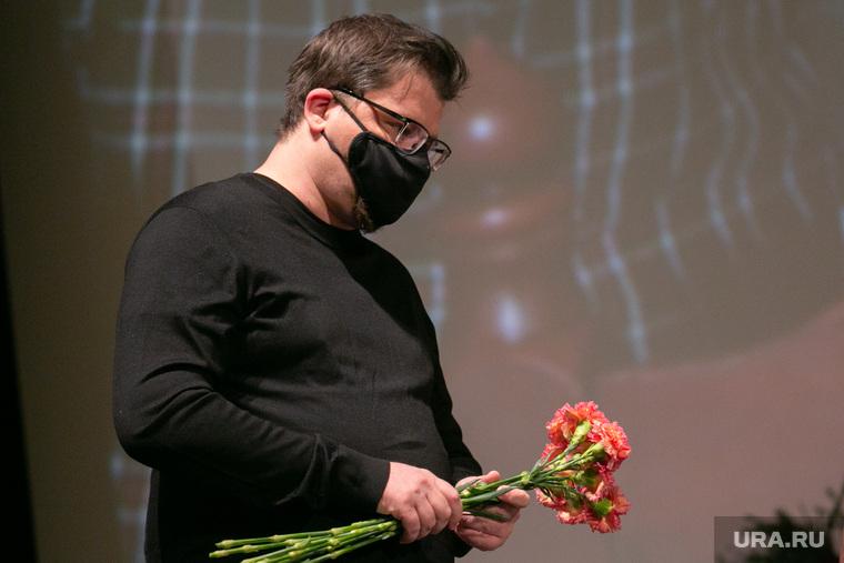 Церемония прощания с художественным руководителем Ералаша, режиссером Борисом Грачевским. Москва