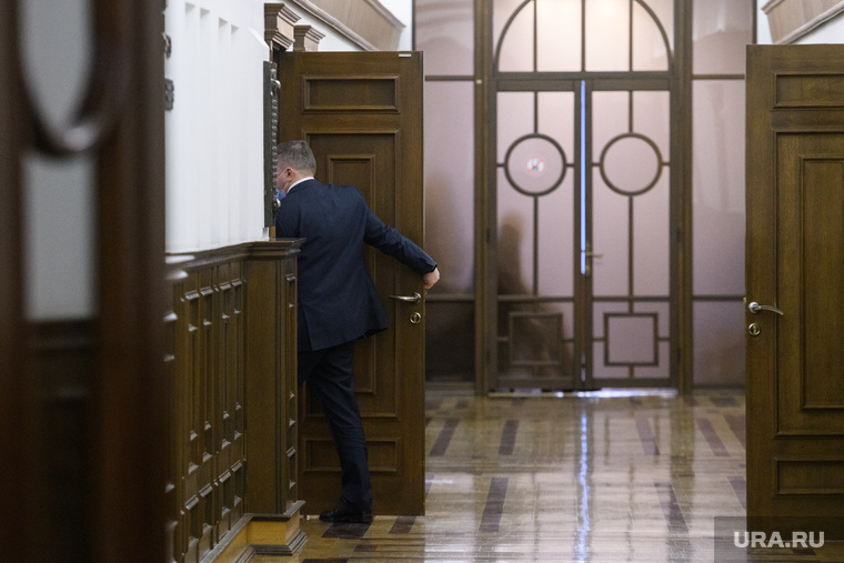 Инаугурация Алексея Орлова. Екатеринбург