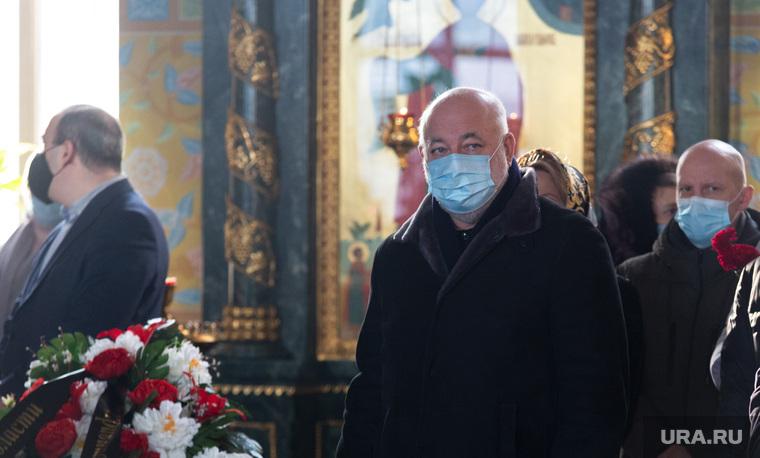 Прощание с Анатолием Сысоевым. Екатеринбург