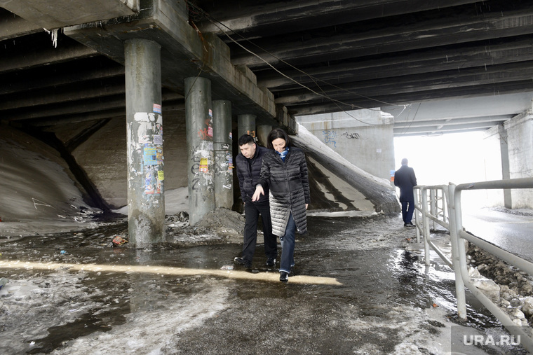 Котова на улице Труда. Челябинск