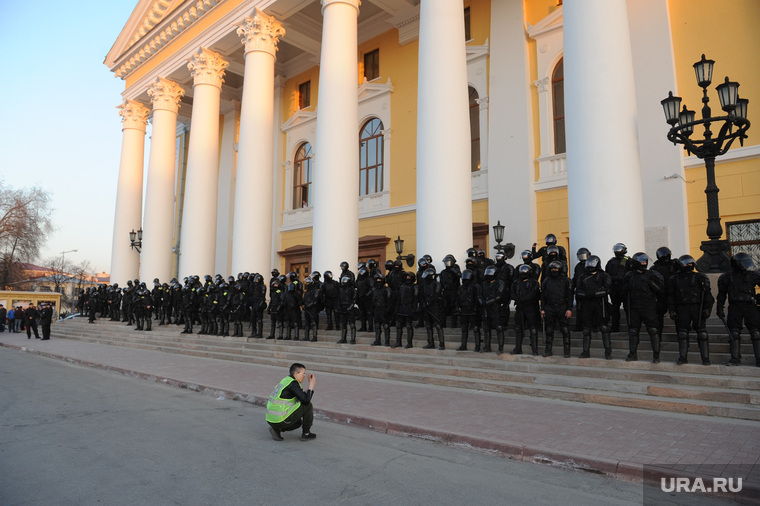 Навальнята. Челябинск