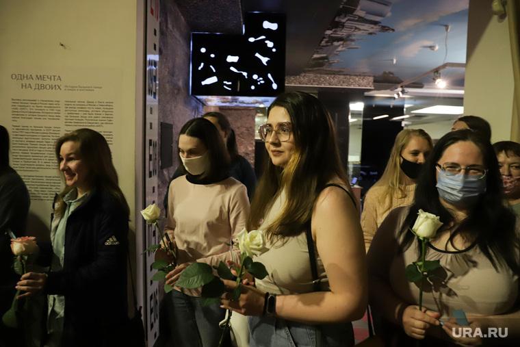 """Выставка """"Одна мечта на двоих"""" в Музее истории. Екатеринбург"""