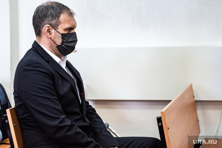 Судебное заседание по делу бизнесмена Александра Бачурина в Октябрьском районном суде. Екатеринбург