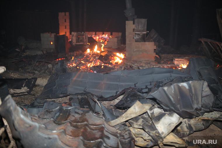 Пожар в снт Солнышко