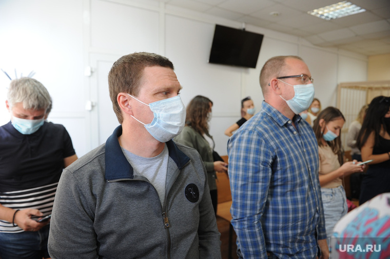 Суд Пязок. Челябинск