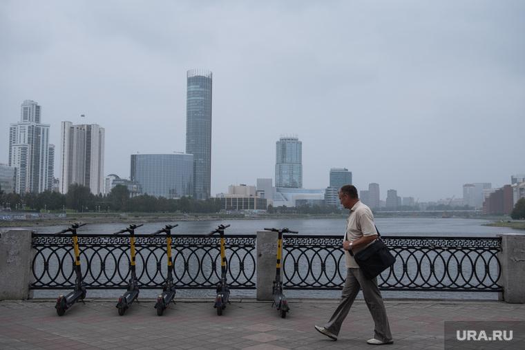 Смог в Екатеринбурге