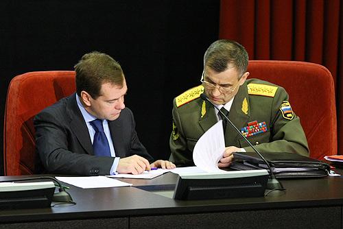 Состоялась встреча Винниченко и Кучерова с Медведевым. Заявление президента (ФОТО)