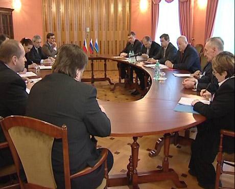 Чешский министр успокоил свердловского губернатора. Самый крупный совместный проект будет продолжен