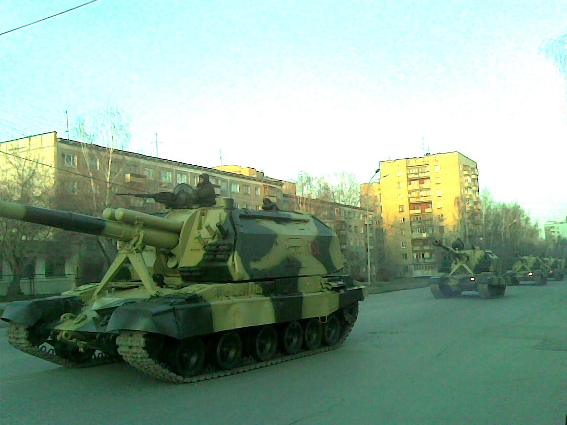 Шок на улицах Екатеринбурга. Дети: «Может это война?»