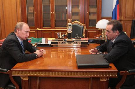 Богомолов рассказал о встрече с Путиным: «Есть понимание…»