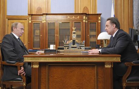 Екатеринбург может стать площадкой для проведения Чемпионата Мира по футболу. Автор идеи – Путин