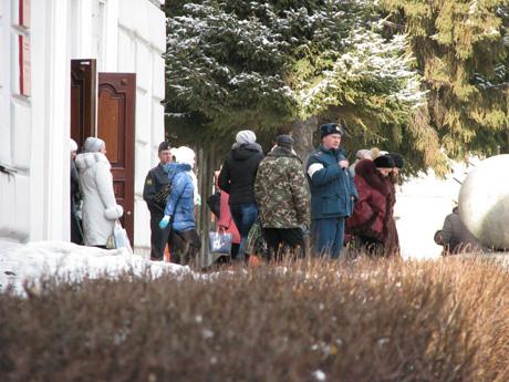 Тотальная эвакуация в здании мэрии Кургана. Все обстоятельства