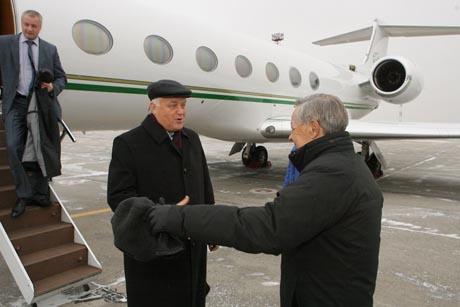 Якунин прилетел в Челябинск и узнал, с чем Молдавер уезжает в Москву