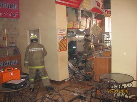 По факту взрыва в пермском кафе возбуждено уголовное дело. Число жертв возросло