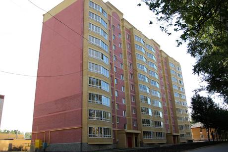 Все бы так. Уральская «дочка» «Газпрома» построила для своих работников новый дом. И это не предел