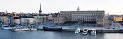 Визит Медведева в Швецию: президент ночует в роскошном отеле, где-то останавливался его предшественник, обедает с премьером и ждет встречи с королем