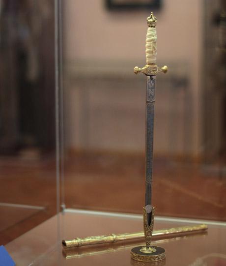 Известный екатеринбургский бизнесмен произвел фурор мирового масштаба: он впервые показал всем бесценную вещь, с которой российский император Николай II пошел на смерть