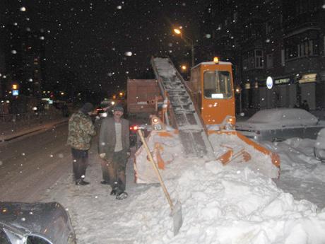 Чиркунов пообещал репрессии муниципальным чиновникам. Причина – снегопад в Перми