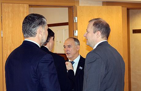 Виктор Шептий, Анатолий Никифоров, Анатолий Гайда и Александр Косинцев