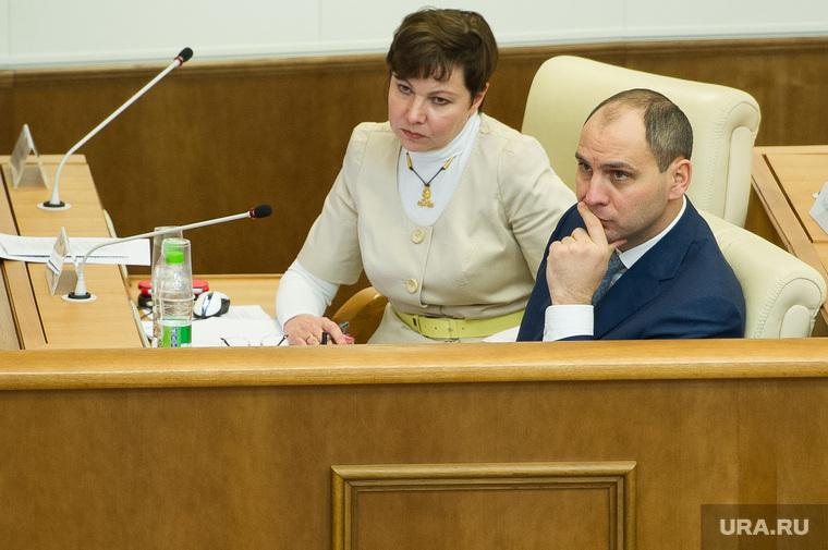 Заседание законодательного собрания СО. Екатеринбург, кулаченко галина, паслер денис