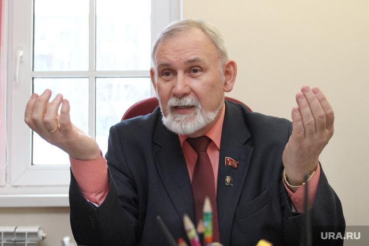 Интервью Кислицын  Курган, кислицын василий