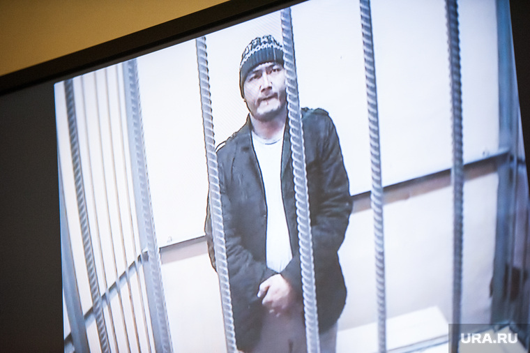 Суд над ИГИЛ. Екатеринбург