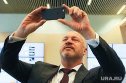 Торжественное открытие новой ТЭЦ Fortum в России - Челябинской ГРЭС Челябинск, шаль сергей