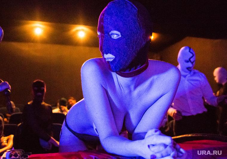 Вечеринка Bluevelvet в клубе Lynch. Екатеринбург, blue velvet