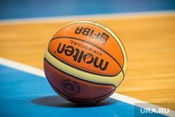 "Матч Евролиги БК ""УГМК"" - БК ""Галатасарай"". Екатеринбург, баскетбол, мяч"