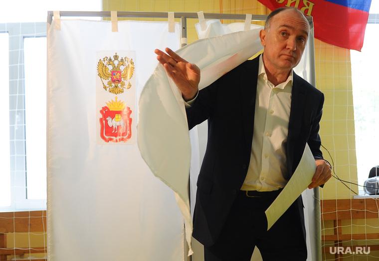 Дубровский. Челябинск., голосование, выборы, дубровский борис