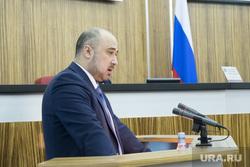 Заседание Законодательного собрания ЯНАО. Салехард, 16 феврая, орешкин виталий
