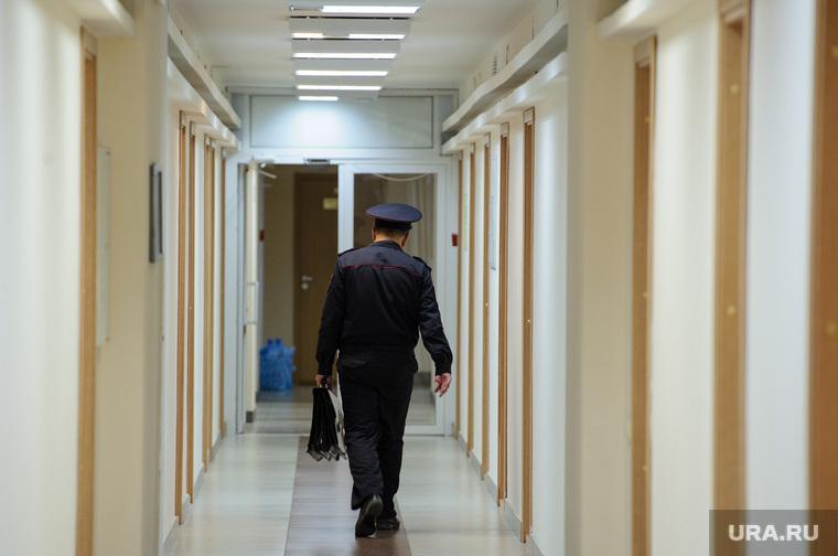 Первое заседание общественной наблюдательной комиссии 4-го созыва. Екатеринбург, полицейский, отставка