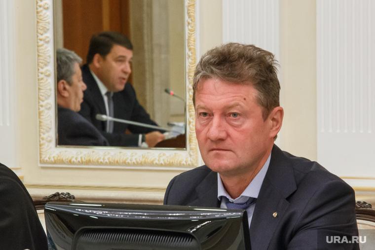 Оргкомитет по 300-летию Екатеринбурга в резиденции, козицын андрей