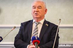 Пресс-конференция спикера тюменской областной думы Сергея Корепанова по итогам 2017 года. Тюмень, корепанов сергей