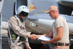 Российские самолеты на авиабазе Хмеймим Сирия., пилот, Сирия, хмеймим, летичк